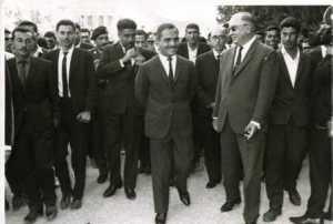 تطوير الأردن على يد الملك الحسين بن طلال